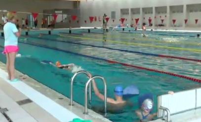 2016-ban alakult Balatonfüredi Úszó Egylet március óta tartja edzéseit a füredi uszodában