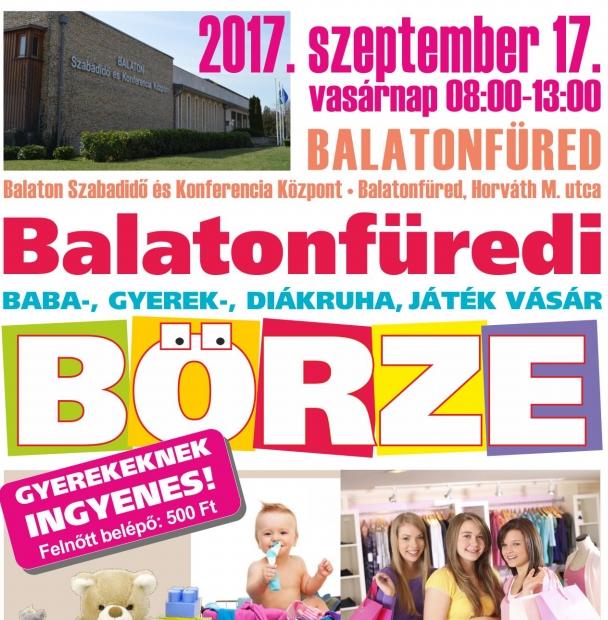 Balatonfüredi BabaruhaBÖRZE